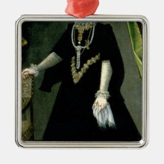 Infanta Isabella Clara Eugenia Christmas Ornament
