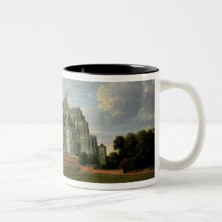 Infanta Isabella Clara Eugenia Two-Tone Mug