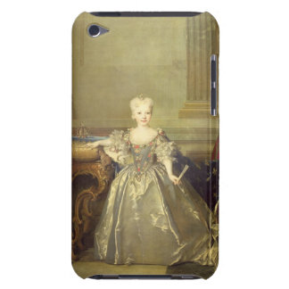 Infanta Maria Ana Victoria de Borbón, 1724 (oil on iPod Touch Cover