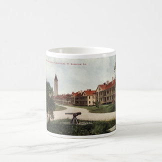 Infantry & Cavalry Barracks Ft. Sheridan IL 1915 V Coffee Mug