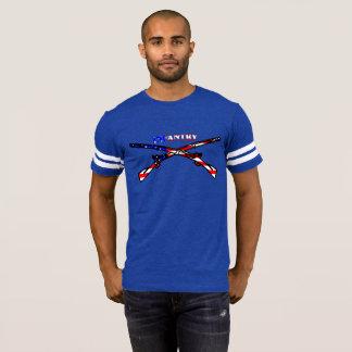 Infantry Men's Football T-Shirt