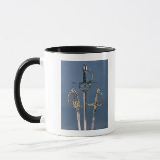 Infantry officer's sword mug