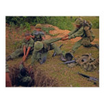 Infantry Platoon in Operation Oregon Vietnam War Post Cards