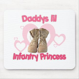 Infantry Princess Mousepads