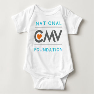 Infant's logo bodysuit
