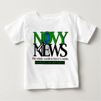 Infant's Novy News Rattle Baby T-Shirt
