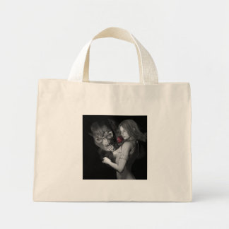 Infatuated  Roses Mini Tote Bag