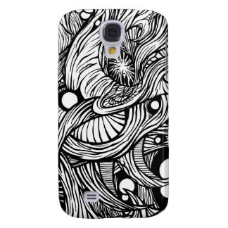 infected  iphone 3g/3gs case galaxy s4 cover