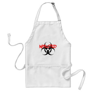 Infected Standard Apron