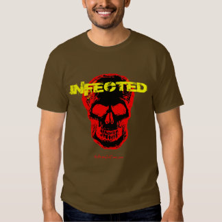 Infected Zombie T-shirt