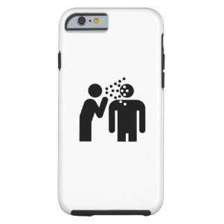 Infection Pictogram iPhone 6 Case