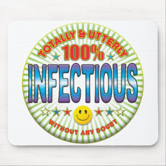 infectious Totally Mousemat