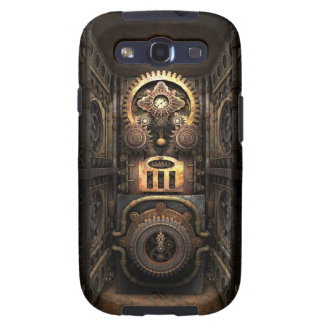 Infernal Steampunk Contraption Samsung Galaxy SIII Cases