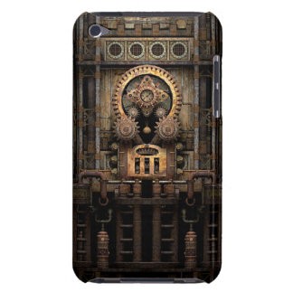 Infernal Steampunk Machine iPod Touch Cover