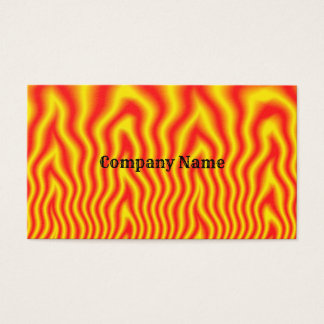 Inferno Business Card