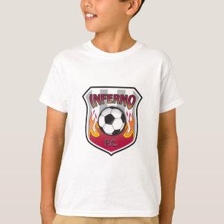 Inferno F.C. Kids Basic T T-Shirt