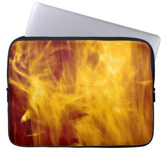 Inferno I - Fire Laptop Sleeve