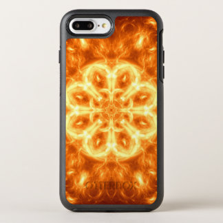 Inferno Mandala OtterBox Symmetry iPhone 7 Plus Case