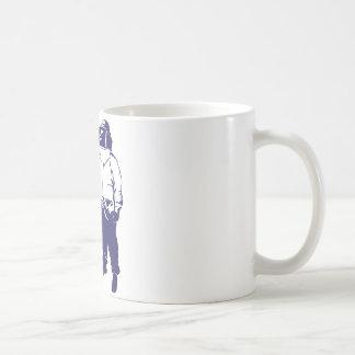 infestation basic white mug