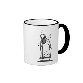 Infested Man Mugs