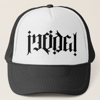 Infidel Ambigram Trucker Hat