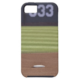 Infield, second base, outfield, and 333 foot case for the iPhone 5