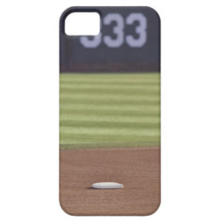 Infield, second base, outfield, and 333 foot iPhone 5 case