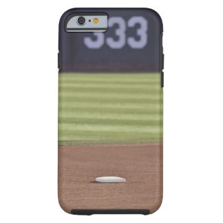Infield, second base, outfield, and 333 foot tough iPhone 6 case