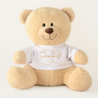 infinite ABUNDANCE - Bold CloudS - O Teddy Bear