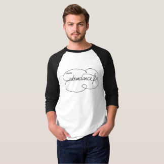 infinite ABUNDANCE - Bold CloudS T-Shirt