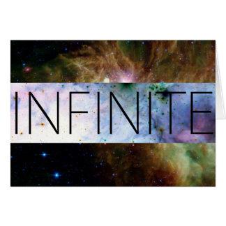infinite card