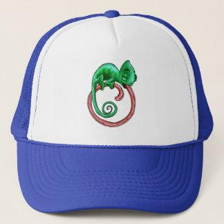 Infinite Chameleon Trucker Cap