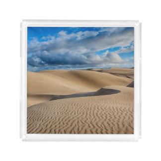 Infinite Dunes Acrylic Tray
