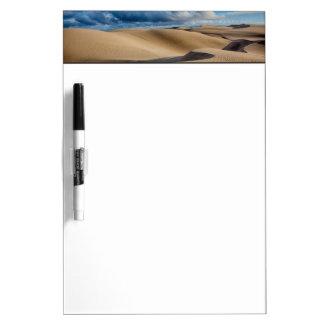 Infinite Dunes Dry Erase Board