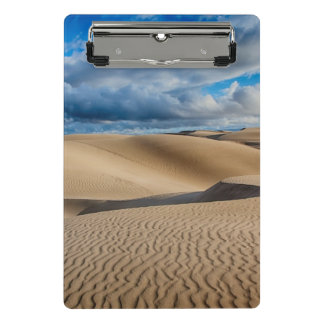 Infinite Dunes Mini Clipboard