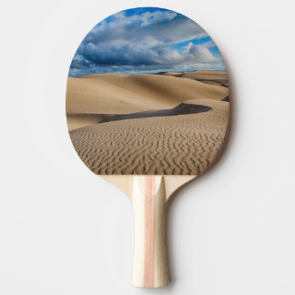 Infinite Dunes Ping Pong Paddle