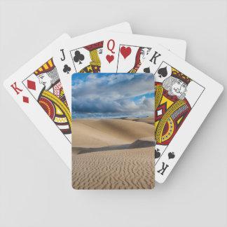 Infinite Dunes Playing Cards