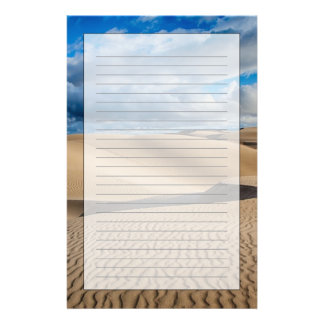 Infinite Dunes Stationery