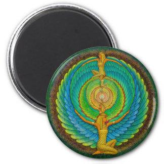 Infinite Isis 6 Cm Round Magnet