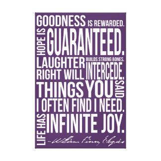 Infinite Joy Canvas Prints