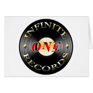 Infinite One Records Merchandise Card