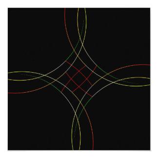 Infinite Possibilities 13 Cm X 13 Cm Square Invitation Card