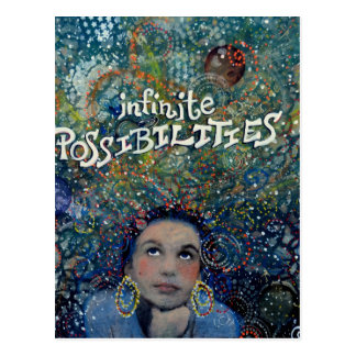 Infinite Possibilities Postcard