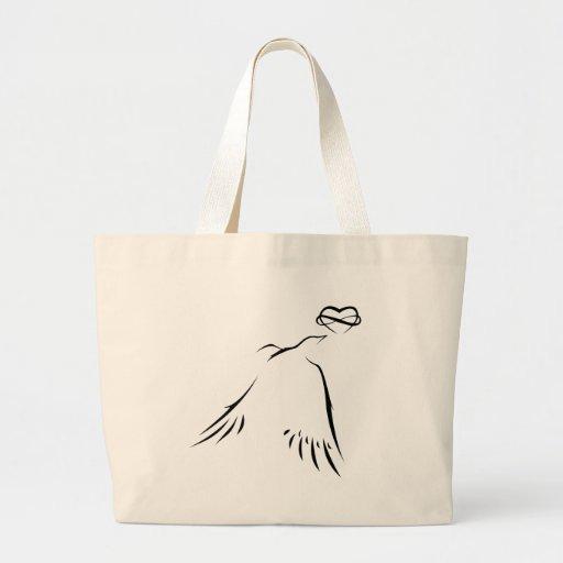 Infinite Possibility Logo Jumbo Tote Bag