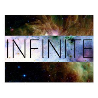 infinite postcard