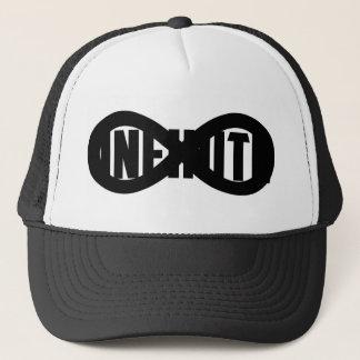 Infinite Snapback Trucker Hat