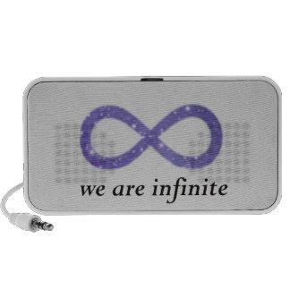 Infinite. Mini Speaker