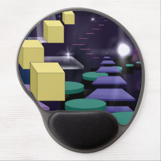 Infinite Staircases Ergonomic Mousepad Gel Mouse Pad
