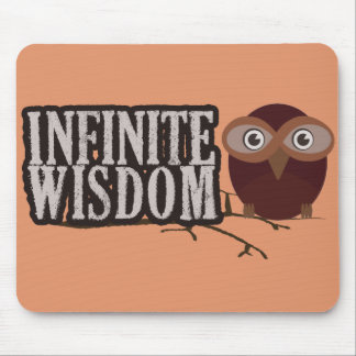 Infinite Wisdom Mouse Mat