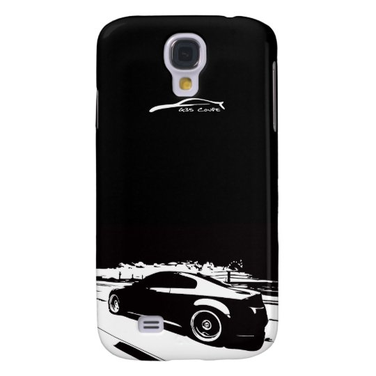 Infiniti G35 Coupe Galaxy S4 Case